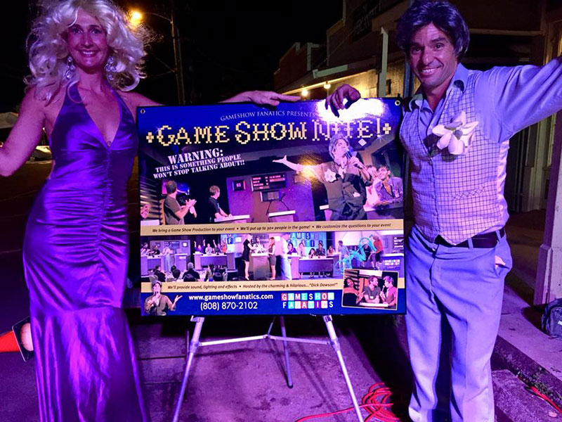 game show entertainment
