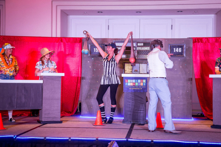 live game show entertainment for events